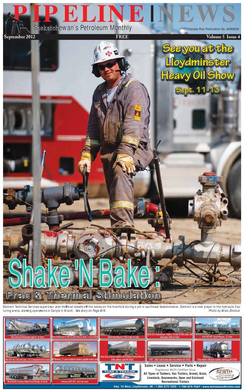Pipeline News September 2012 by Pipeline