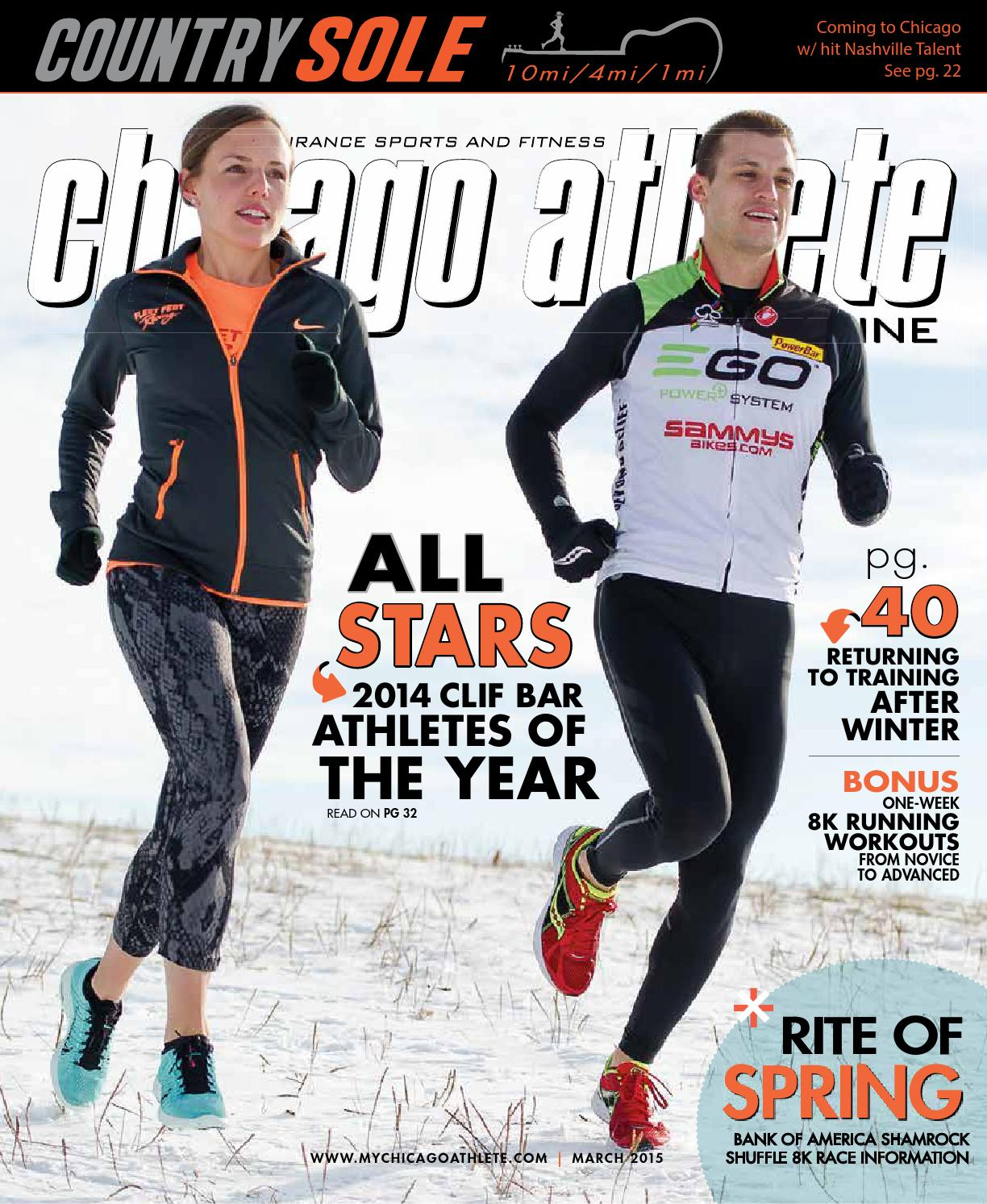 Chicago Athlete March 2015 Issue by Kelli L - issuu e79159ac9