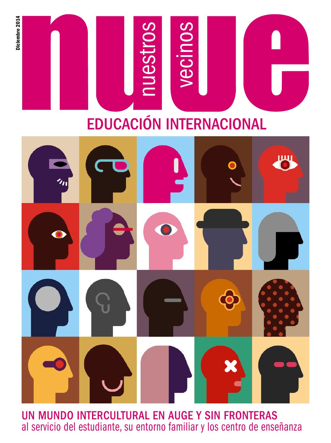 RevistaNUVE 6 - Educación Internacional by Revista NUVE - issuu