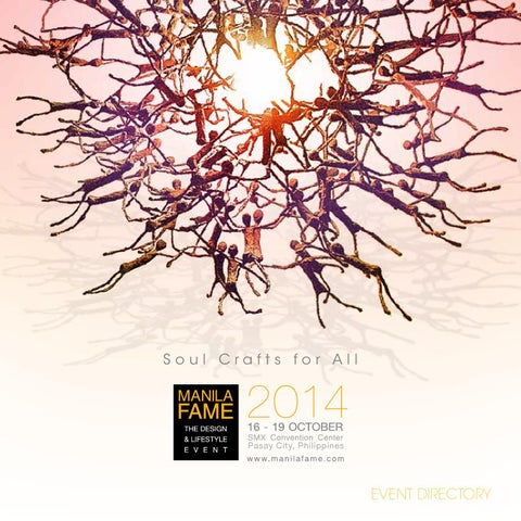 e9ef4e4d0f78 Manila FAME Event Directory October 2014 by ManilaFAME - issuu