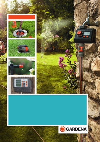 Gardena MDS Tropfrohr Erweiterungsset unterirdisch 50 m 1395 Micro-Drip-System