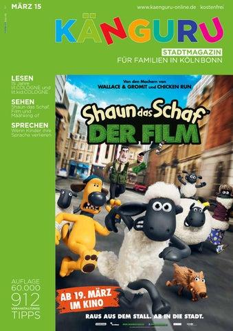 Känguru Stadtmagazin Für Familien In Kölnbonn By Känguru Colonia