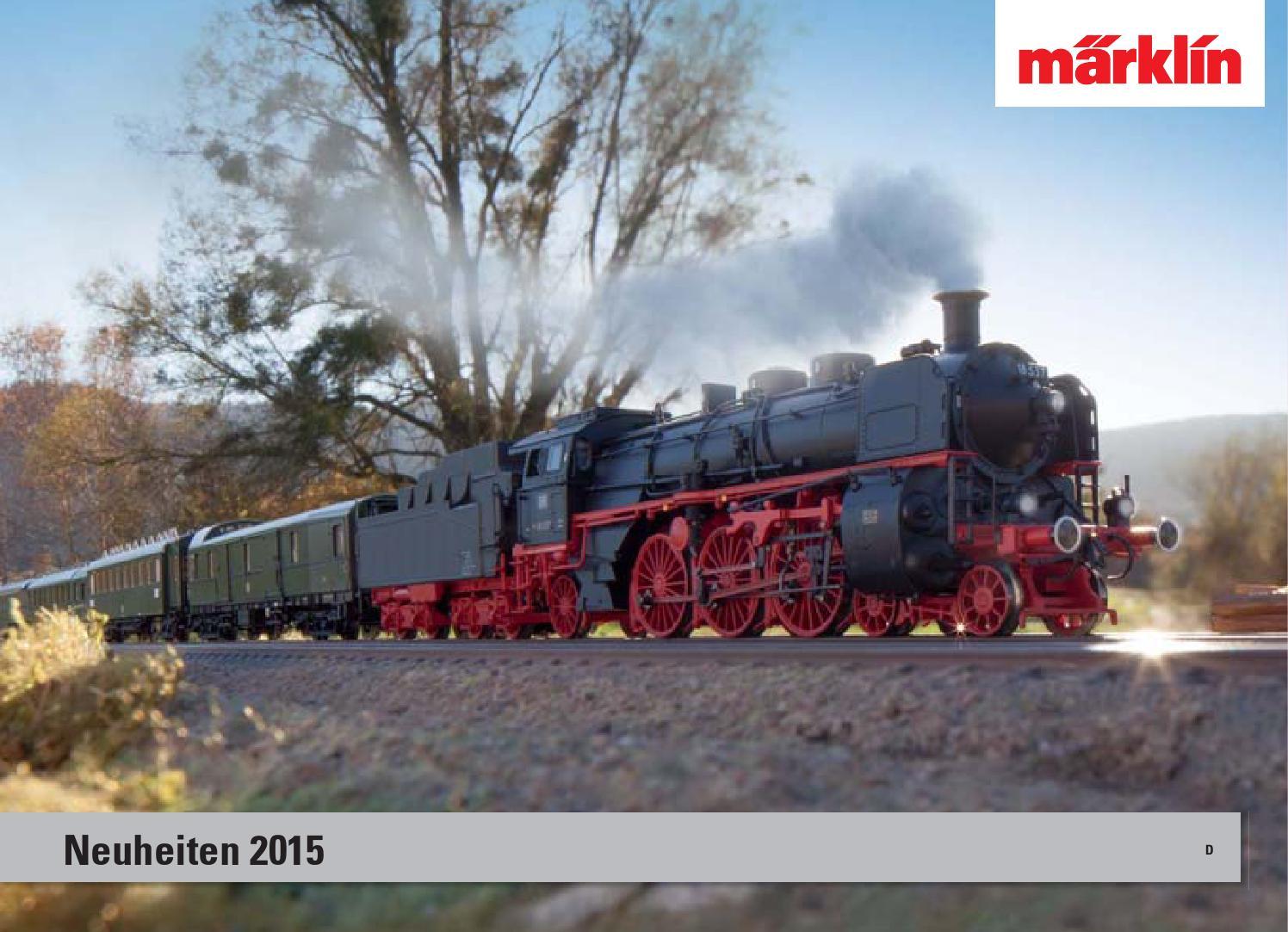 Märklin 43520 H0 Reisezugwagen SNCB