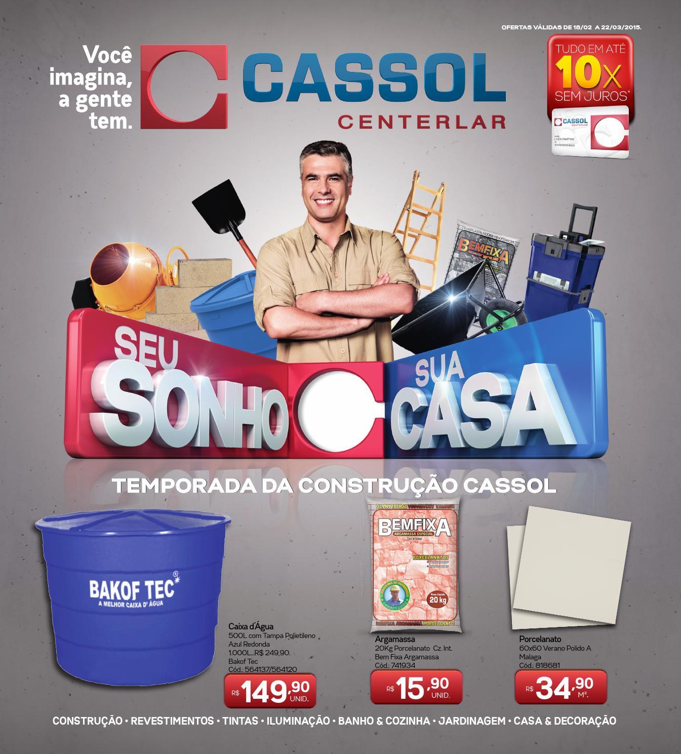 Construção RS by Cassol Centerlar - issuu d3898e4cdf