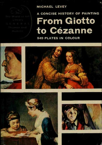 From giotto to cezanne a concise history of painting (art ebook) by