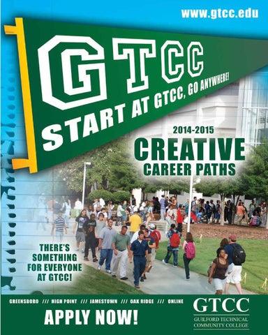 gtcc creative writing