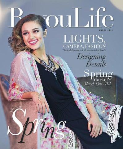 7b7e180ef BayouLife Magazine March 2015 by BayouLife Magazine - issuu