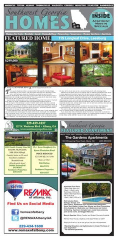 swga homes 022215 by albany herald issuu