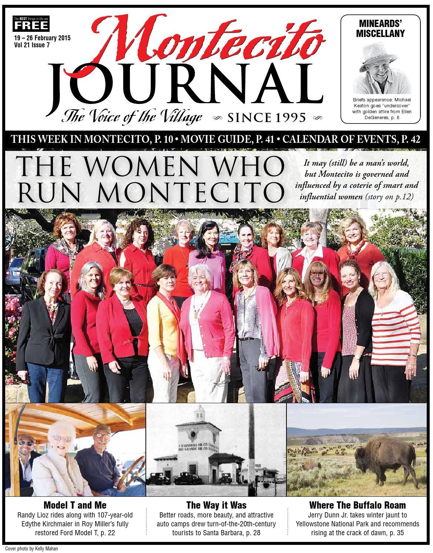 The Women Who Run Montecito By Journal