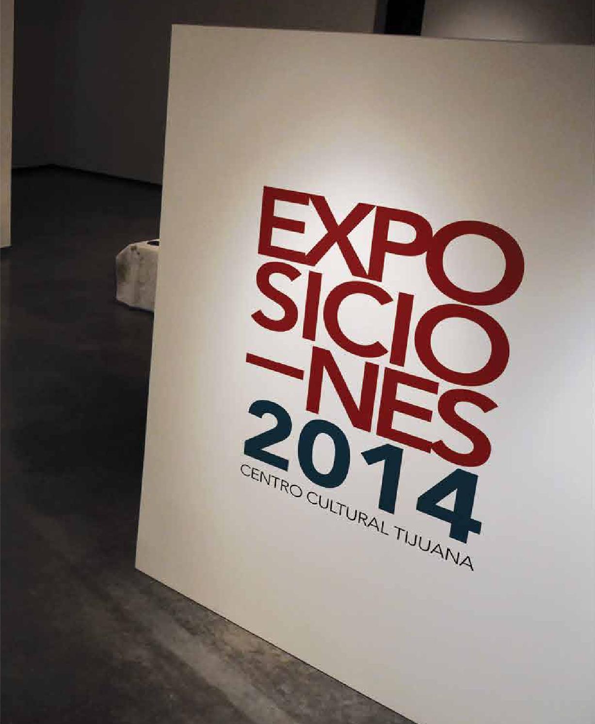 Exposiciones 2014 by Luis Del Toro - issuu
