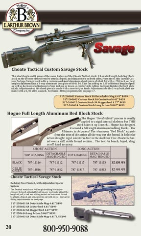 EABCO Hunting Catalog by E  Arthur Brown Company, Inc  - issuu