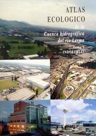 Tomo V Industrial by Dirección de Arte Comisión de la Cuenca del Río ... 028c635b811