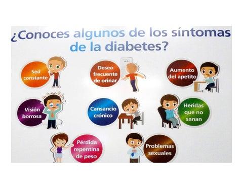 síntomas de una diabetes tipo 1