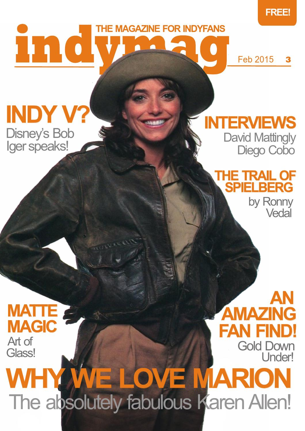 indymag issue 3 the magazine for indiana jones fans by