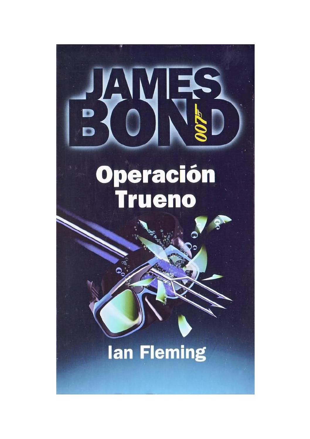 f572d9a29 Ian fleming 1961 operacion trueno by kalitpf - issuu