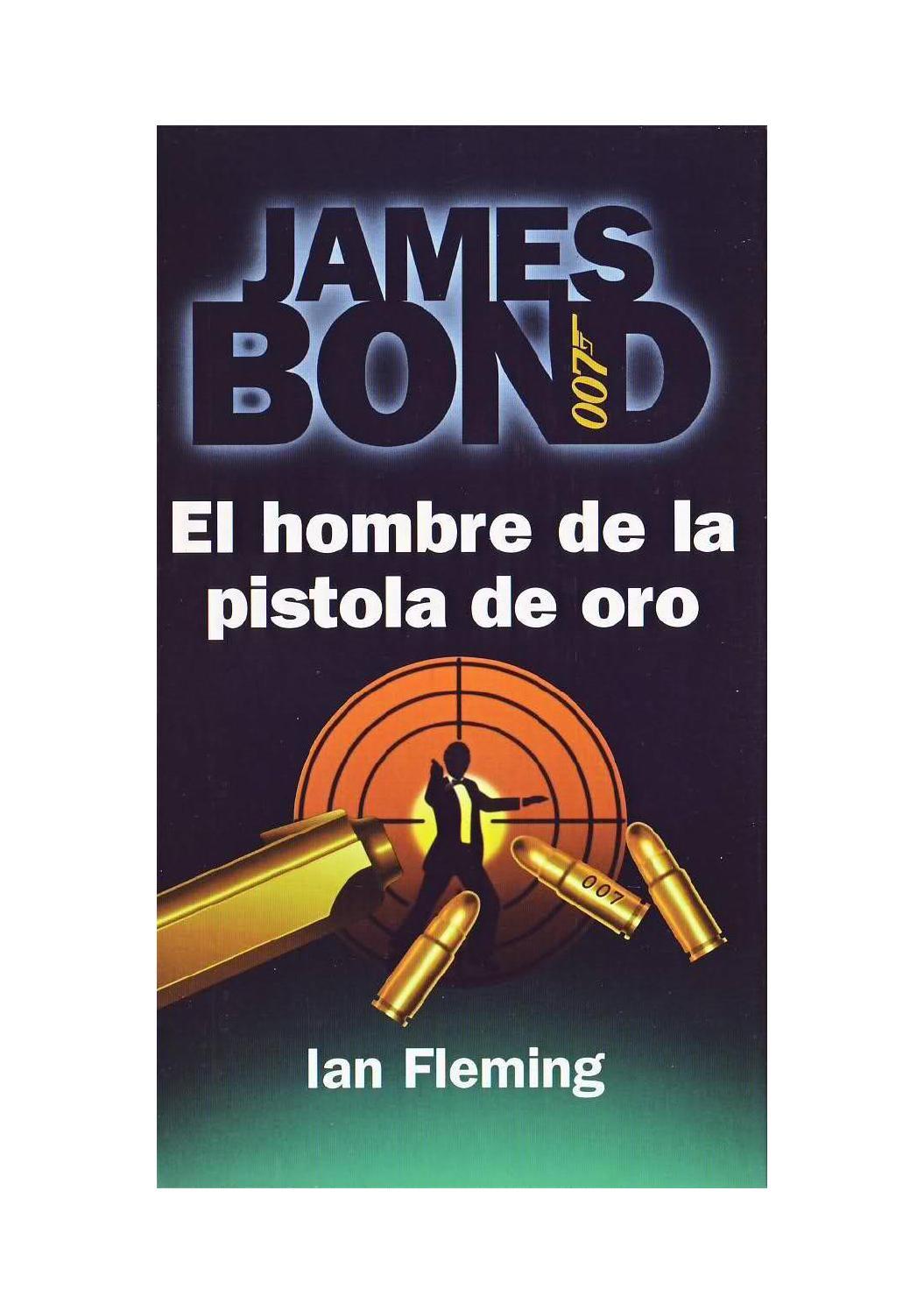 Fleming Hombre Oro La Pistola Ian 1965 El De 1TlJcFK3