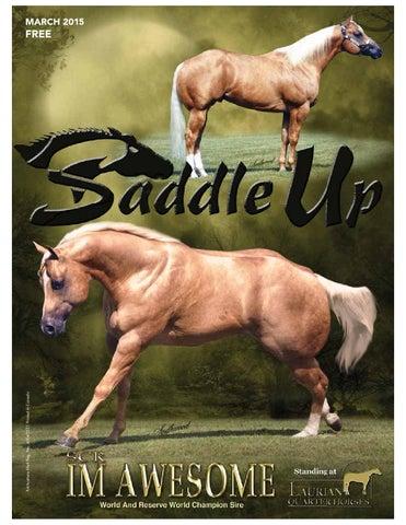 Saddle Up March 2015 by Saddle Up magazine - issuu 6ddc4a3033