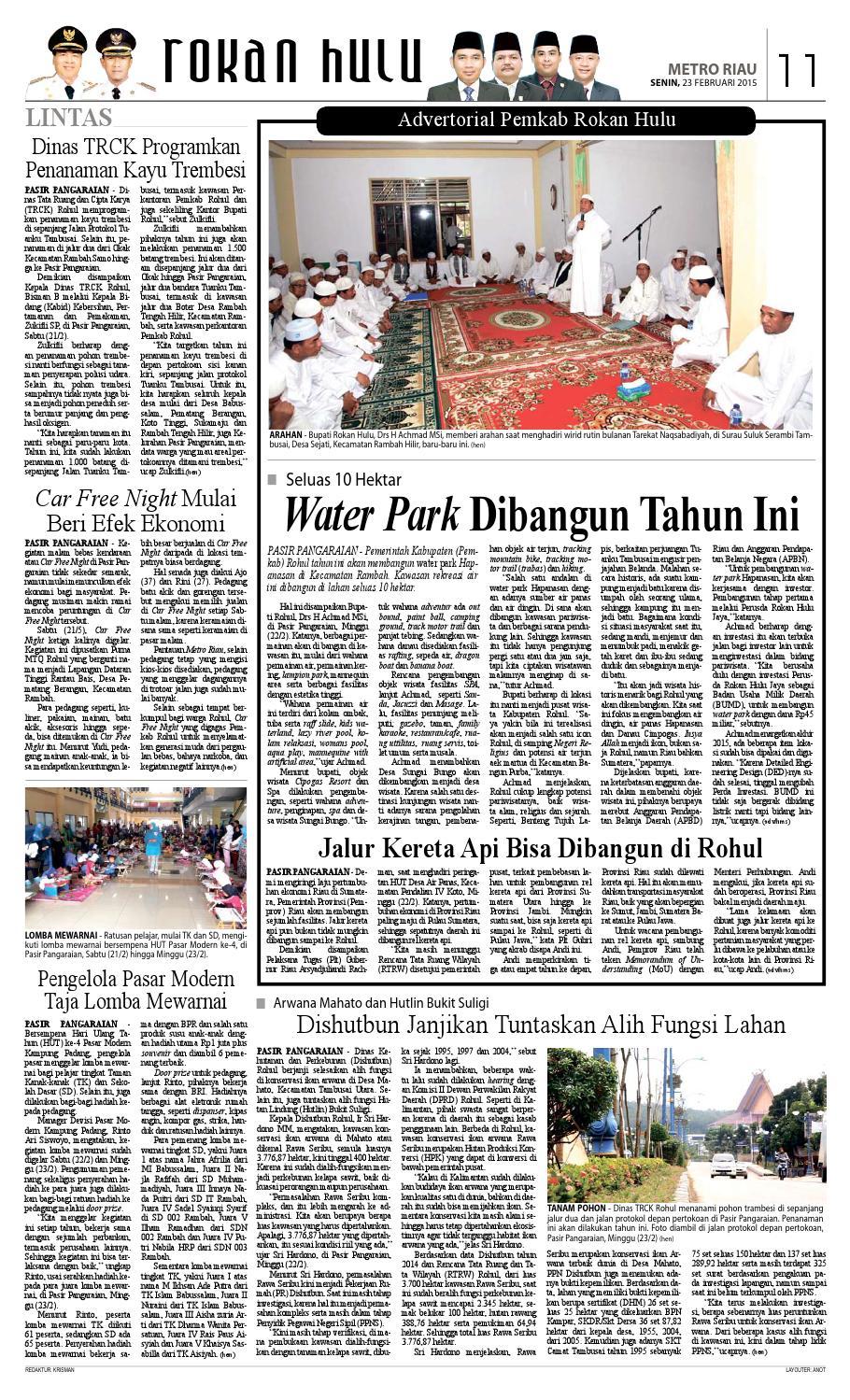 23022015 By Harian Pagi Metro Riau Issuu