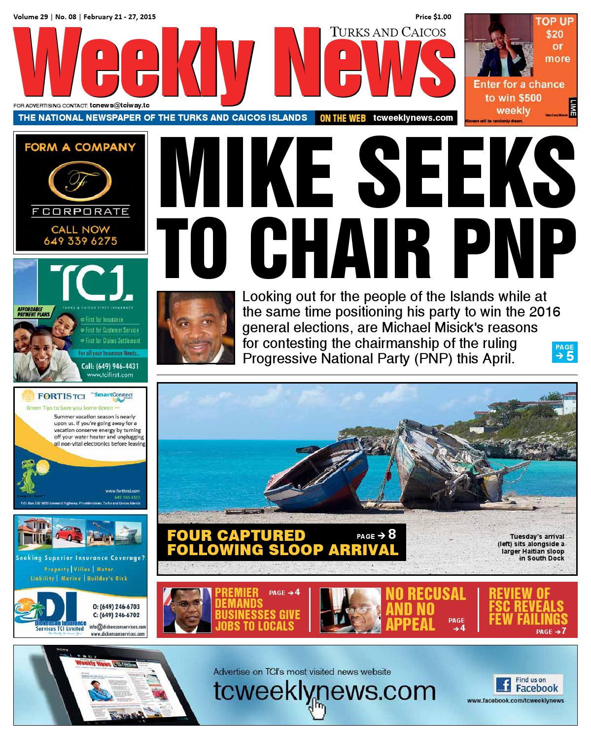 TCWN Feb 21- 27, 2015 by TC Weekly News - issuu