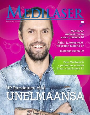 Medilaser - Asiakaslehti 2015 by Mainos- ja muotoilutoimisto Semio ... 815dc17bd2