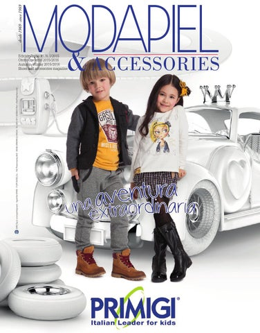 e7ef8f94 Modapiel 128 Shoes and accessories magazine by Prensa Técnica S.L. ...