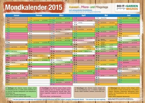 mondkalender by genossenschaft migros luzern issuu. Black Bedroom Furniture Sets. Home Design Ideas