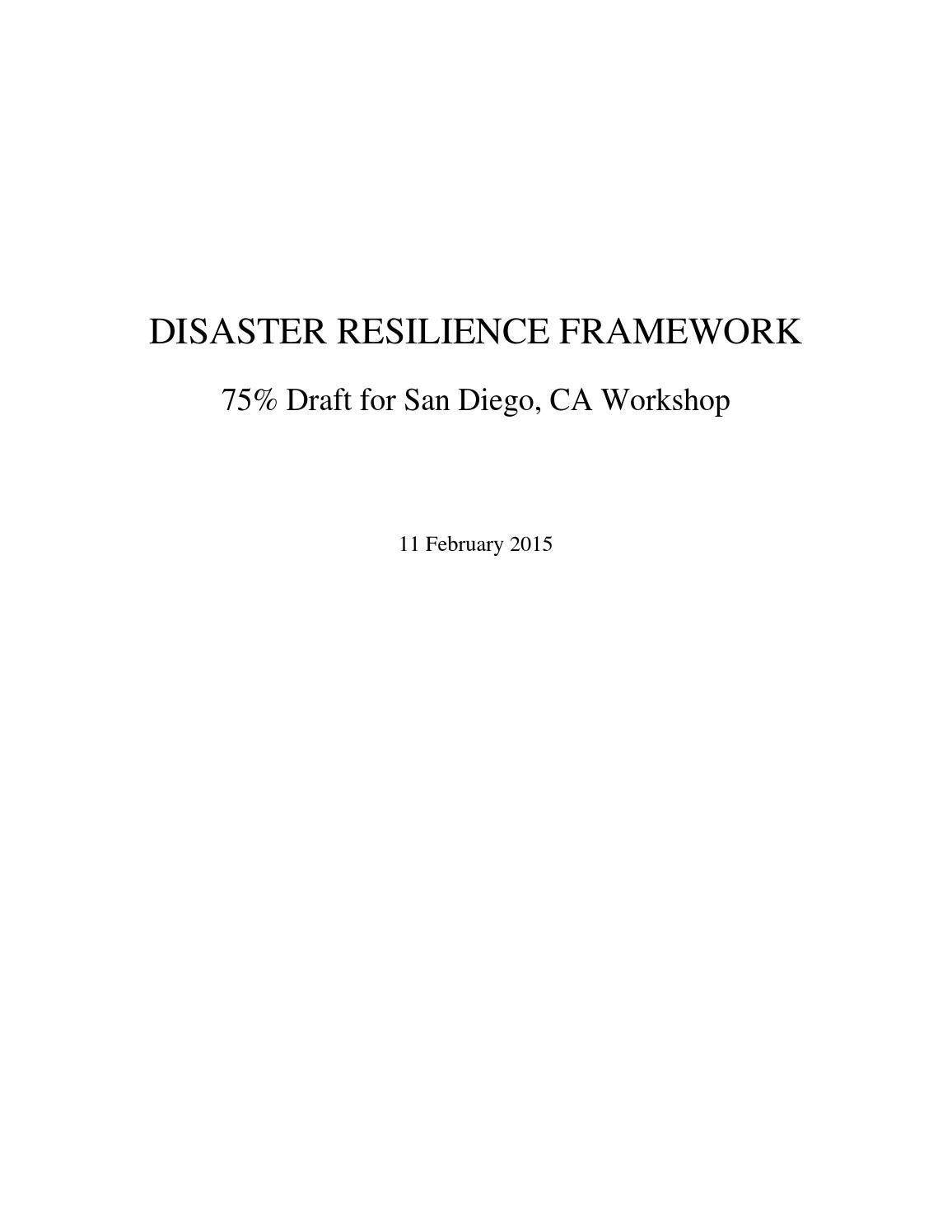 Disaster Resilience Framework Document 75 By Emilio Iannarelli Issuu Blocks To Define The Fuel Flow Properties Of Powersubsystem