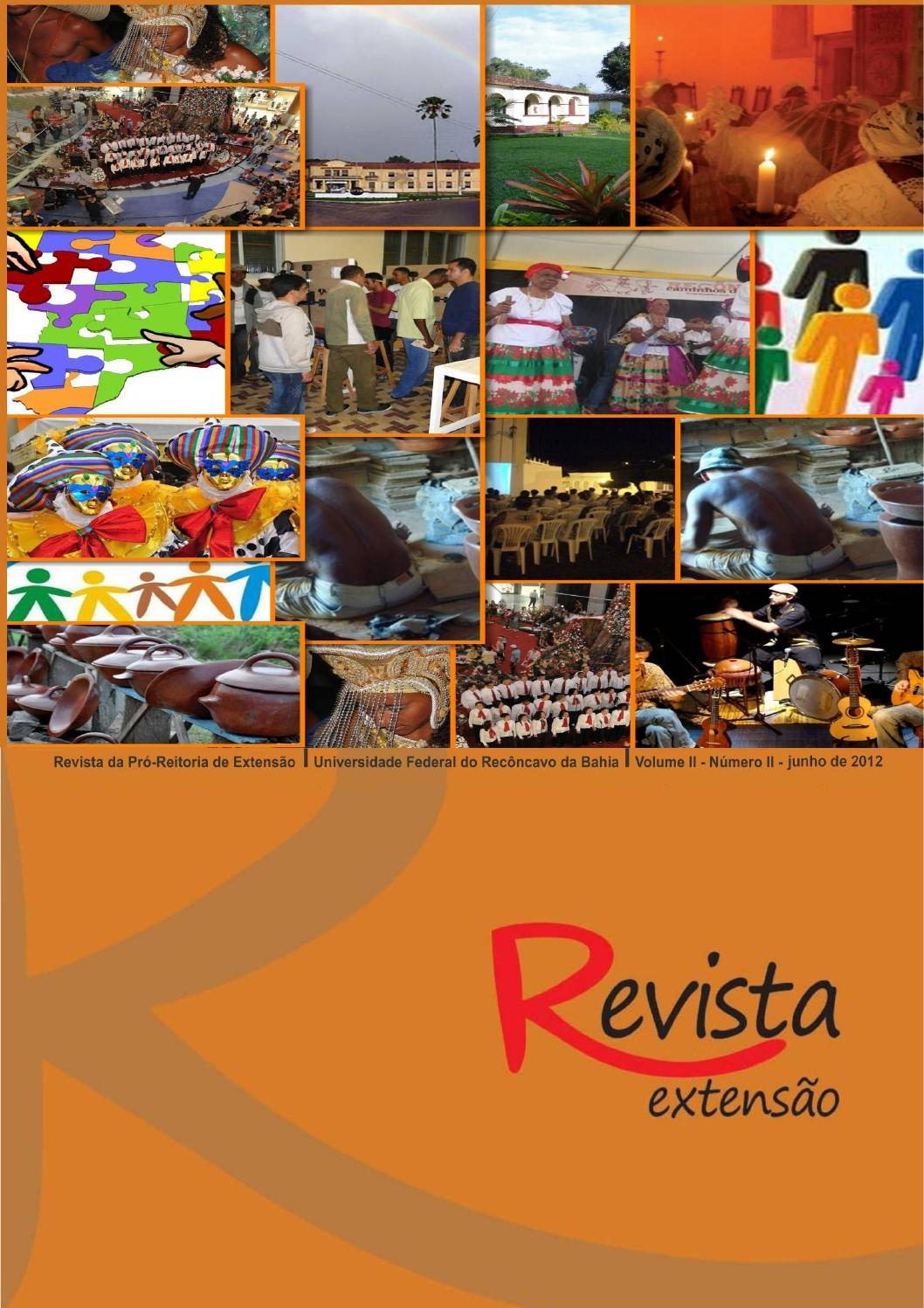 Revista extenso v2 n1 by ufrb issuu fandeluxe