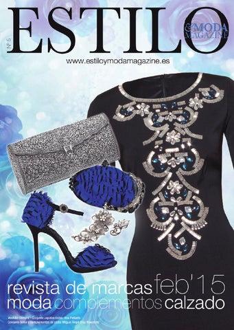 41135fe6ca2 Estilo&Moda Nº5 by Estilo&Moda Magazine - issuu
