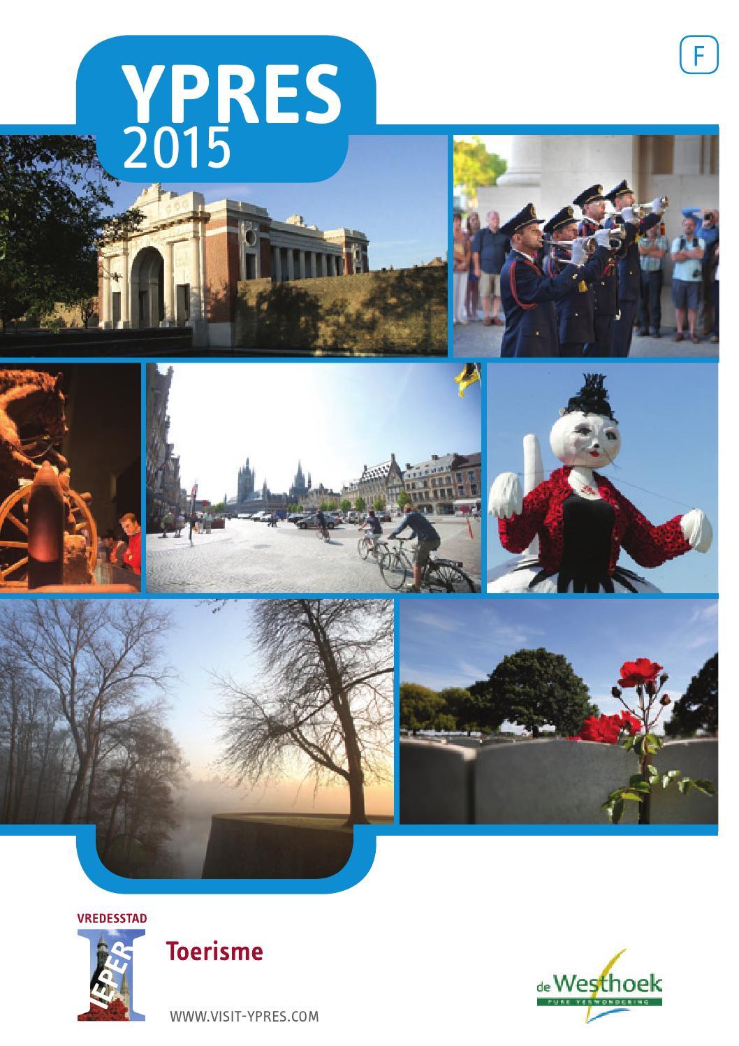 Ypres by toerisme vlaanderen issuu for Piscine ypres