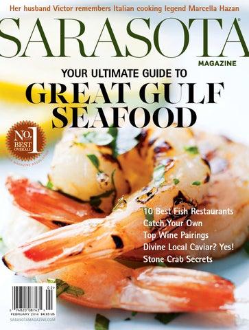 5de9ef04def Sarasota Magazine February 2014 by Gulfshore Media - issuu