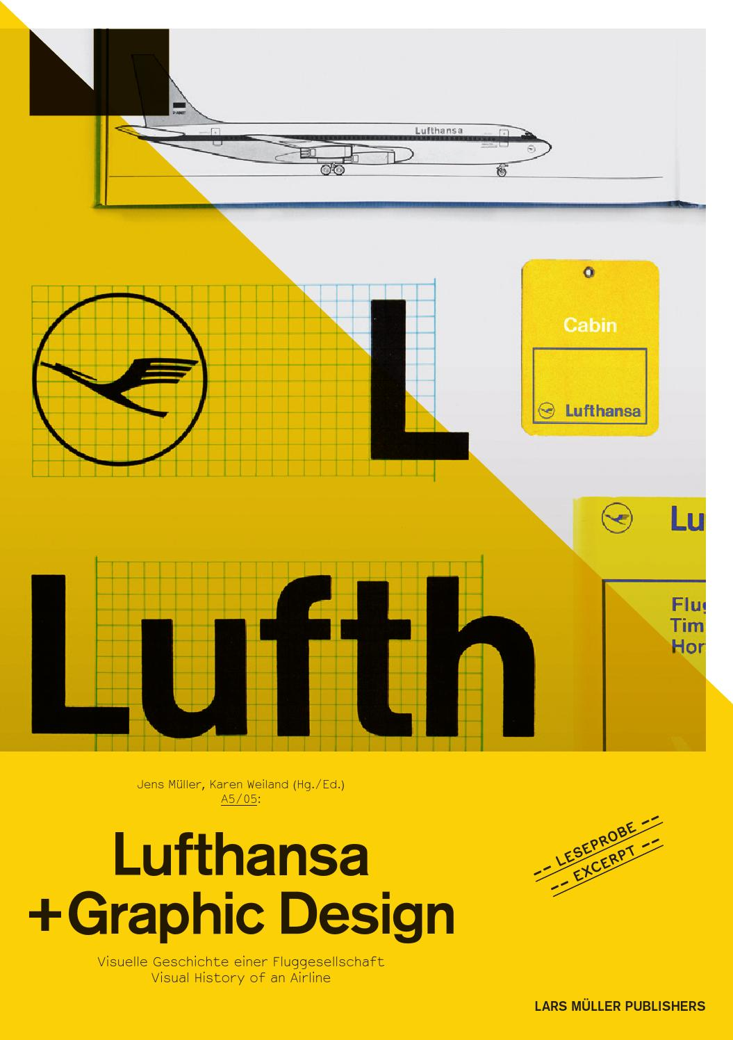 A5/05: Lufthansa+Graphic Design by A5 Graphic Design History - issuu