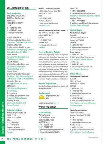 IPLOCA Yearbook 2014-2015 by Pedemex BV - issuu
