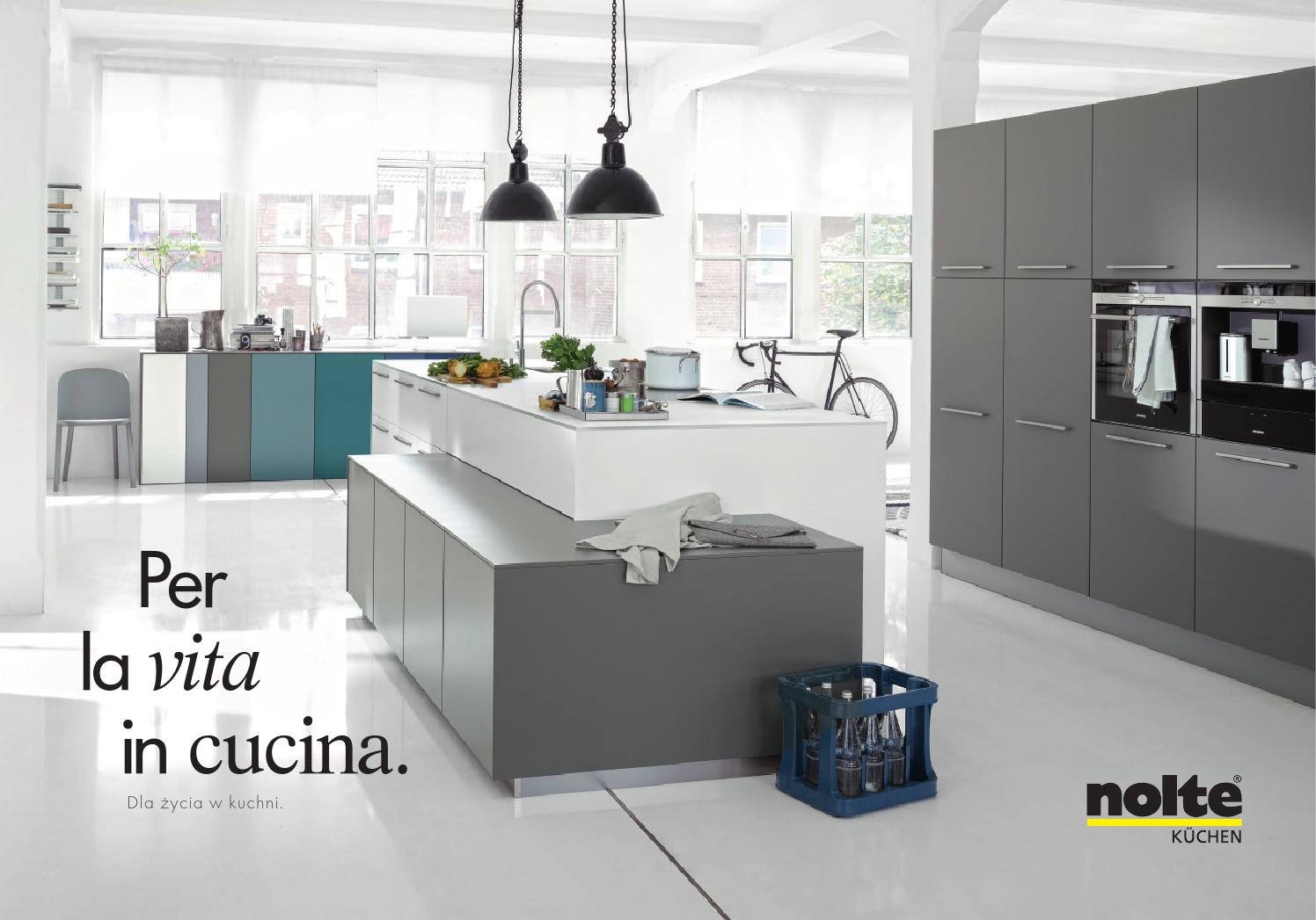 nolte cucine catalogo 2015 by mobilpro issuu. Black Bedroom Furniture Sets. Home Design Ideas