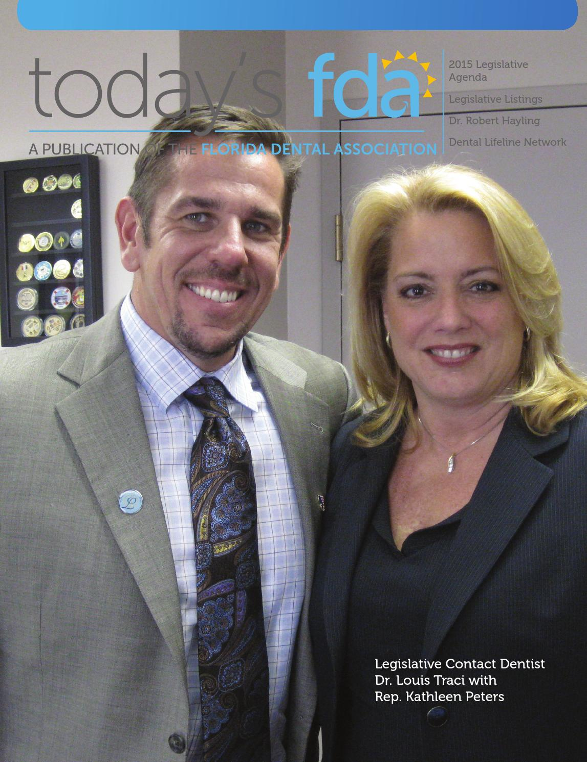 2015 - Jan/Feb TFDA by Florida Dental Association - issuu