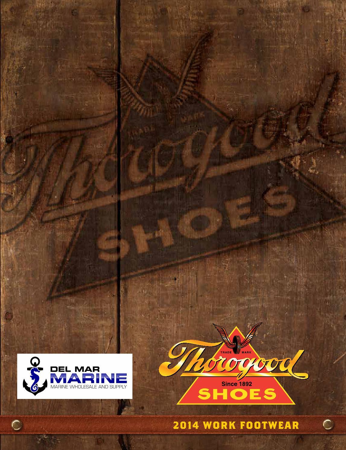 b4c8938c1dd Del Mar Sales Thorogood 2014 work catalog by siteboxpro - issuu