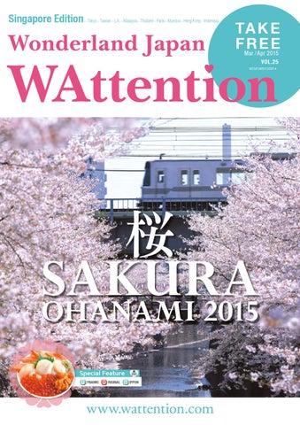Wattention Singapore vol 25 by WAttention - issuu