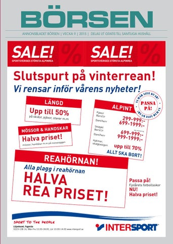 Sportborsen 2008 02 10