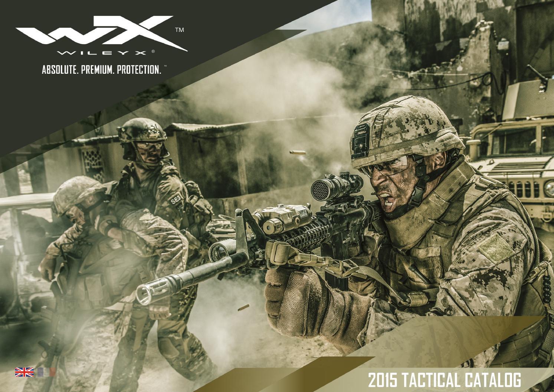 1b5df4efdfc Wiley X Tactical Catalog 2015 English by Wiley X EMEA LLC - issuu