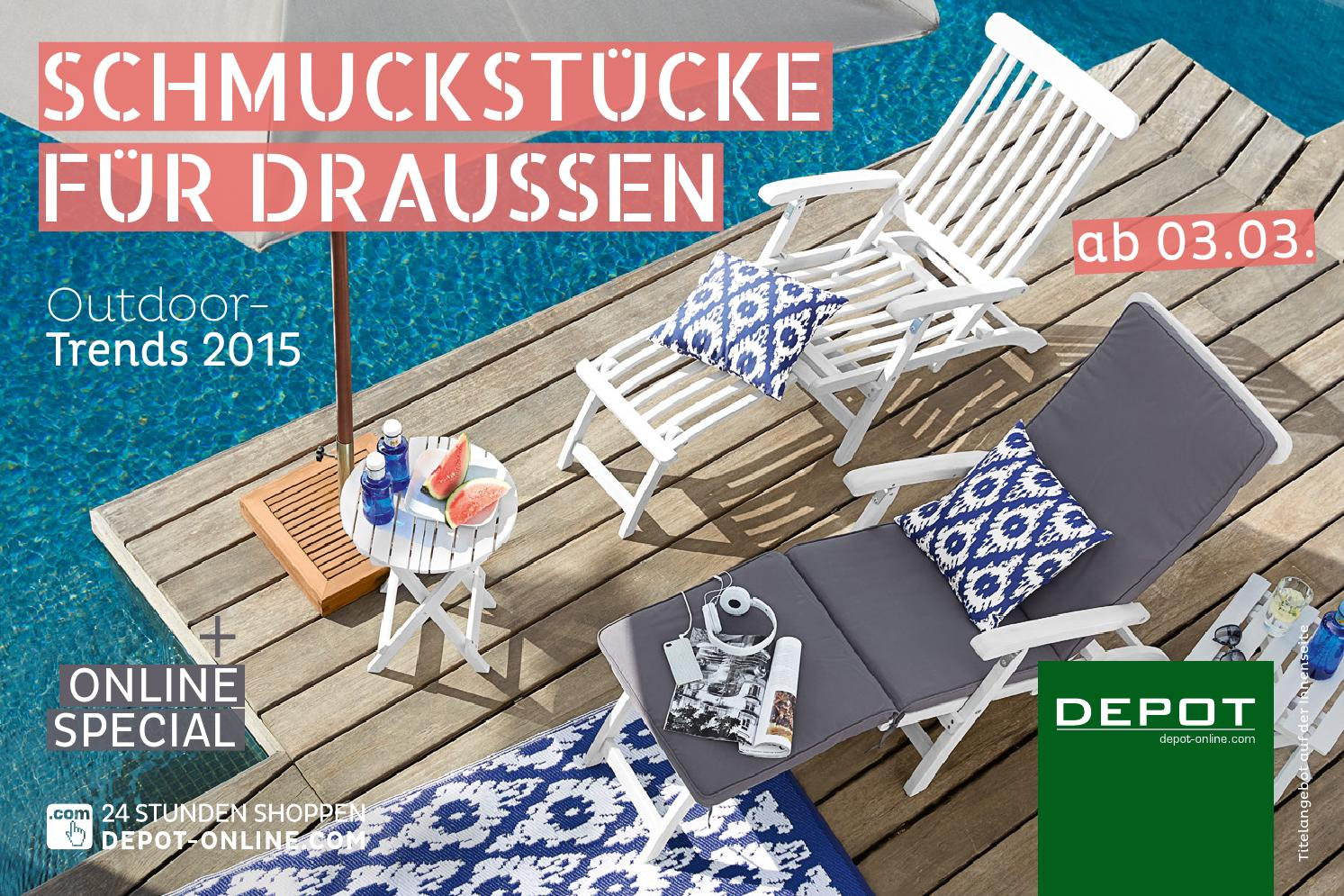 Depot Angebote Ab03 03 2015 By Issuu
