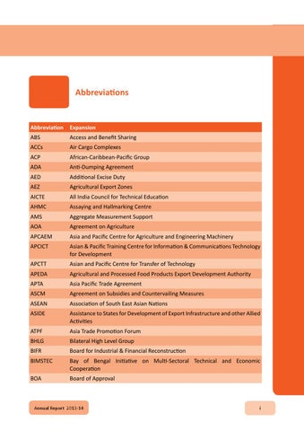 Ministry of trade   commerce report 2013 14 by KhonjelOrg - issuu 0b5c2ccf5
