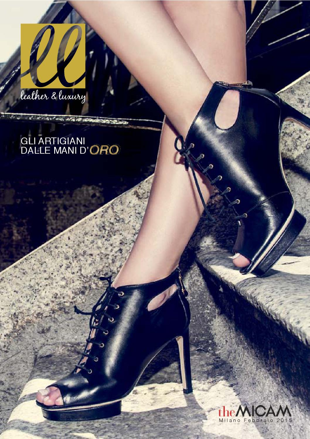 Leather   luxury 5 by MGA Comunicazione - issuu 23215506b14