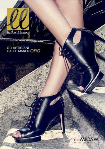 Leather   luxury 5 by MGA Comunicazione - issuu 6feadd734f8