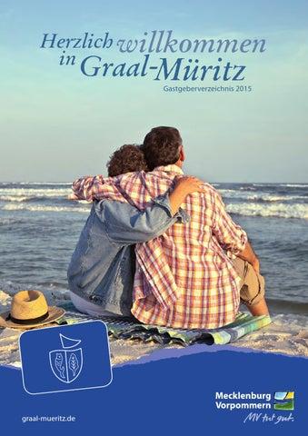 3b57eec8176e2 Gastgeberverzeichnis Graal-Müritz 2015 by Ostseeheilbad Graal Müritz ...