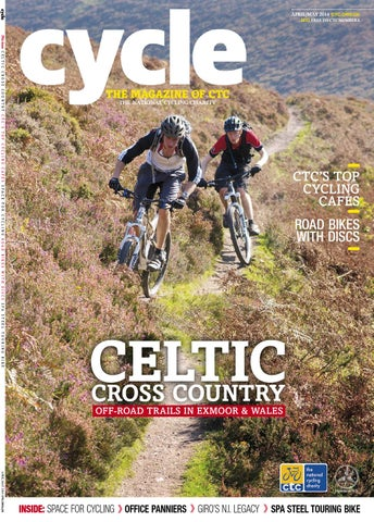 Cycle Magazine Apr-May 2014 by Cycling UK 1f1a24c4f
