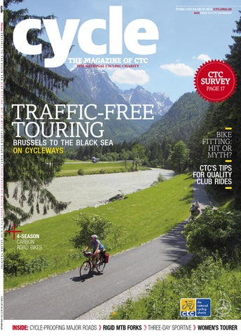 Cycle Magazine Feb-Mar 2014 by Cycling UK 4fdd8d711