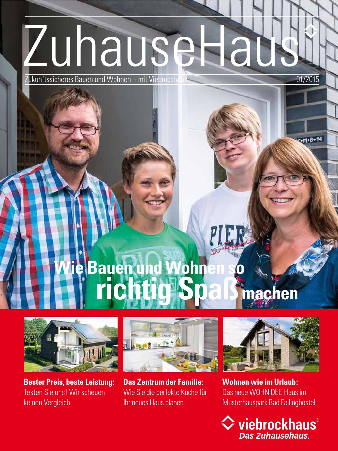 Wohnideen Haus 2015 zuhausehaus ausgabe 1 2015 by just publish media issuu