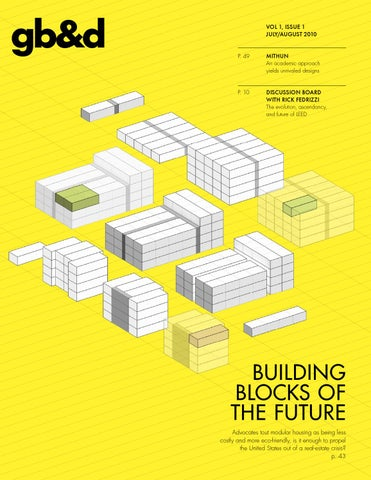 Gbd Issue 1 Julyaugust 2010 By Green Building Design Issuu - Bc-house-by-glr-arquitectos-is-a-sustainable-solution