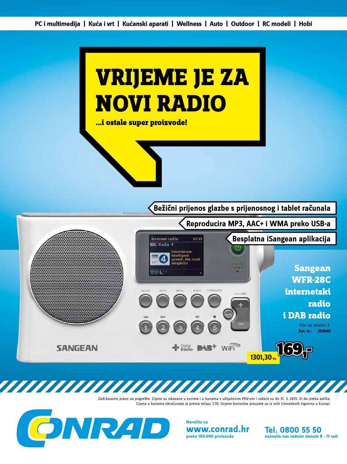 pojačalo pretraga na radijskoj radio postaji