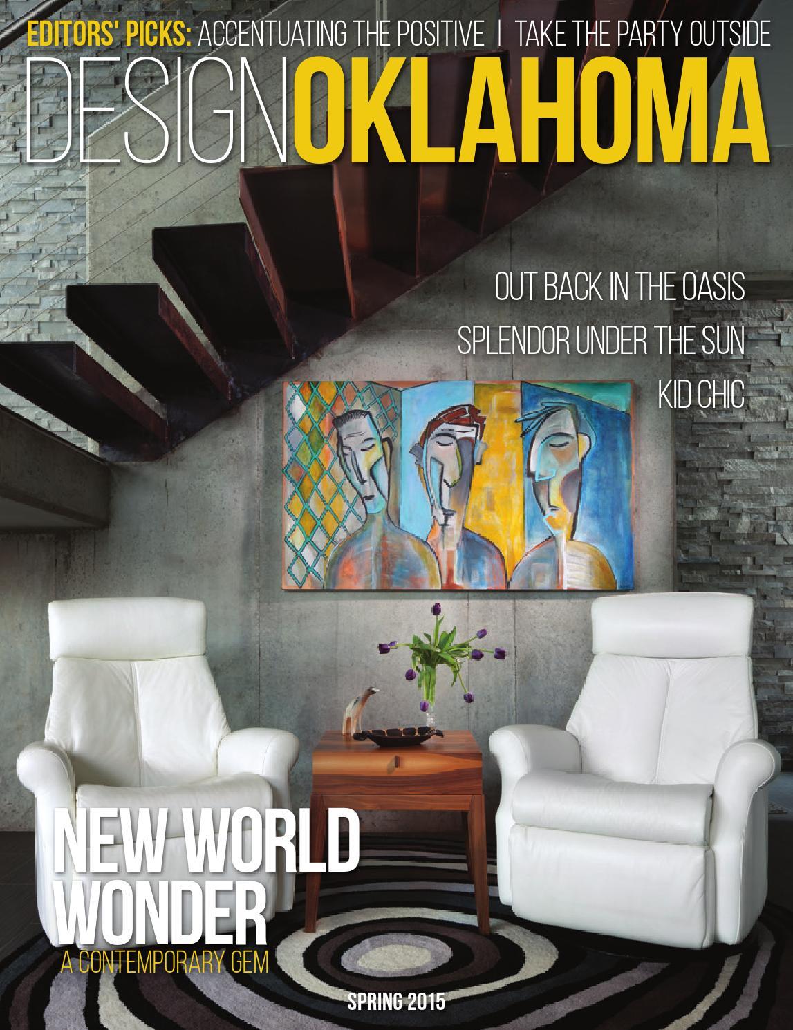 design oklahoma spring 2015 by 405 magazine issuu